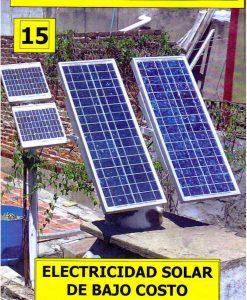Electricidad solar de bajo costo